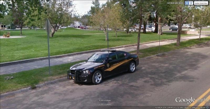 STREET VIEW : véhicules de police du monde - Page 9 Dodge_10
