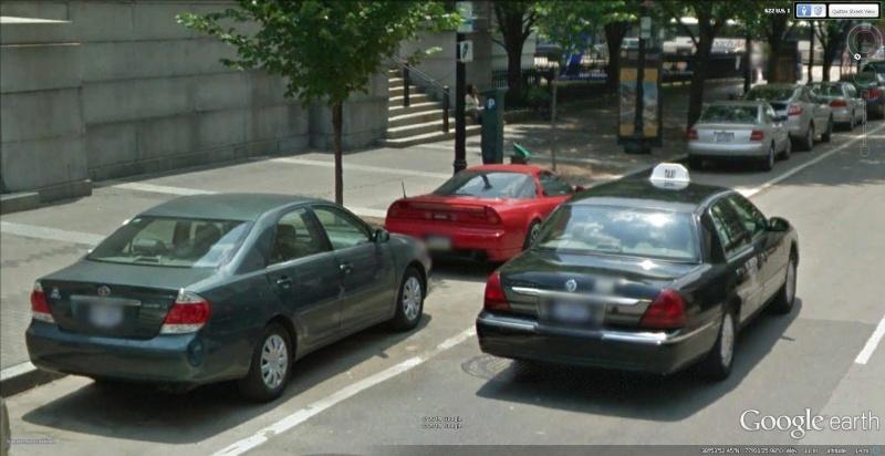 STREET VIEW : belles voitures (Monde) - Page 38 Nsx210