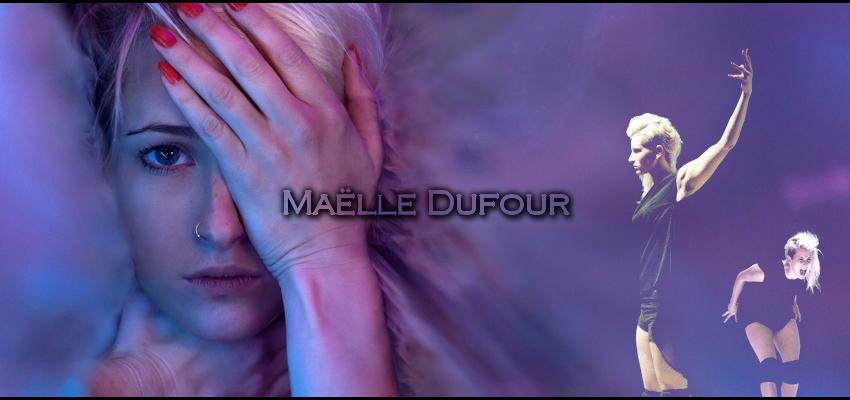 Maëlle, danseuse professionnelle