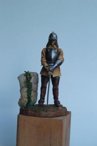 Officier de cavalerie de la guerre civile anglaise  Img_6817