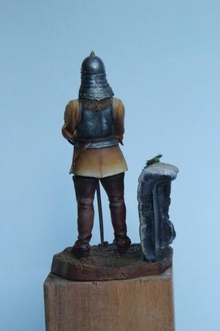 Officier de cavalerie de la guerre civile anglaise  Img_6818