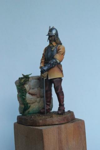 Officier de cavalerie de la guerre civile anglaise  Img_6819