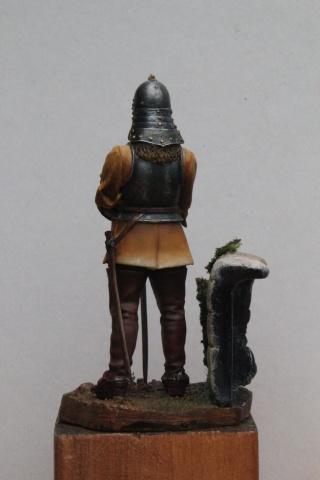 Officier de cavalerie de la guerre civile anglaise  Img_6912