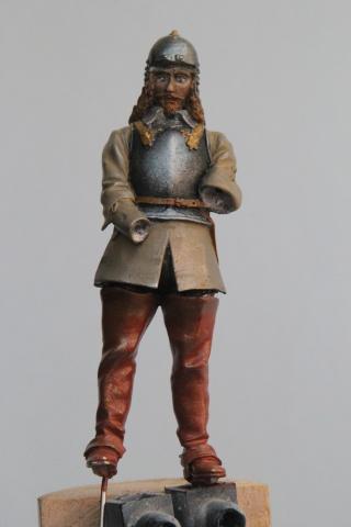 Officier de cavalerie de la guerre civile anglaise  Off_an10