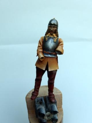 Officier de cavalerie de la guerre civile anglaise  P1060010