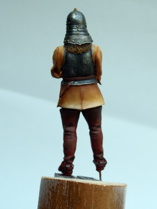 Officier de cavalerie de la guerre civile anglaise  P1060011