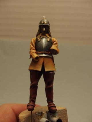 Officier de cavalerie de la guerre civile anglaise  P1160010
