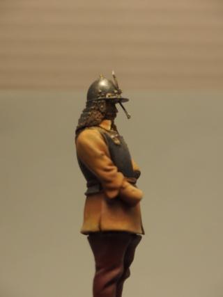 Officier de cavalerie de la guerre civile anglaise  P1160012