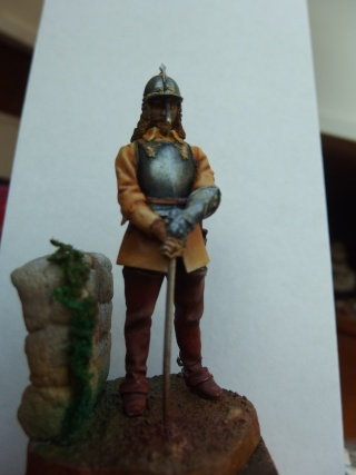 Officier de cavalerie de la guerre civile anglaise  P1280010