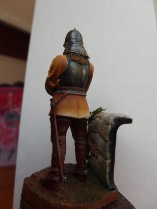 Officier de cavalerie de la guerre civile anglaise  P1280011