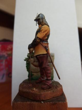 Officier de cavalerie de la guerre civile anglaise  P1280012