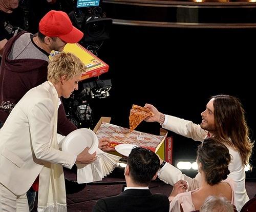 Jared Leto- @Ceremonie des Oscars 2014 17808210