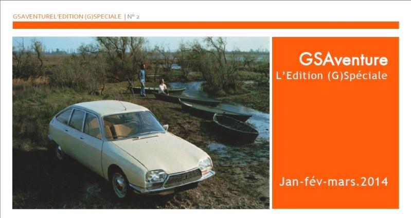 La Newsletter de GSAventure Captur59