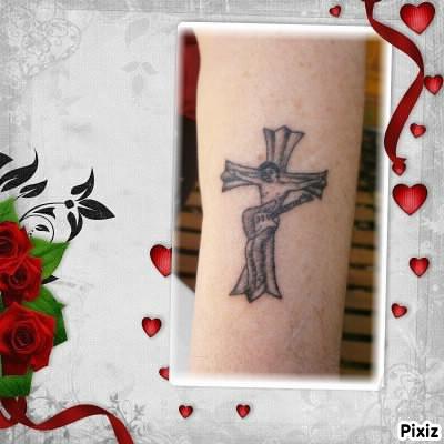 vos tatouages concernant Johnny? 78a3f610