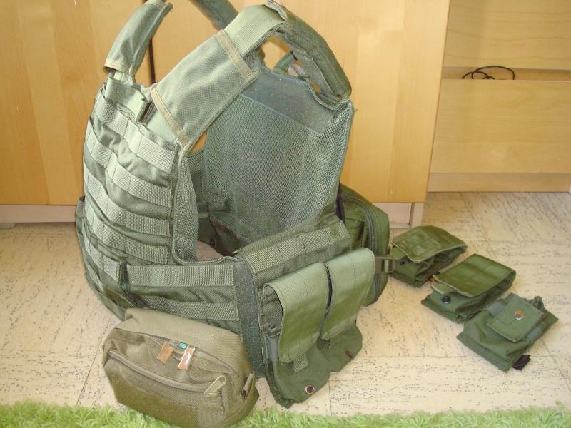 Arrêt ! Ptw A&K, AK74u upgrade, 5-7, MK23, ciras, gear multicam etc... Dsc05318