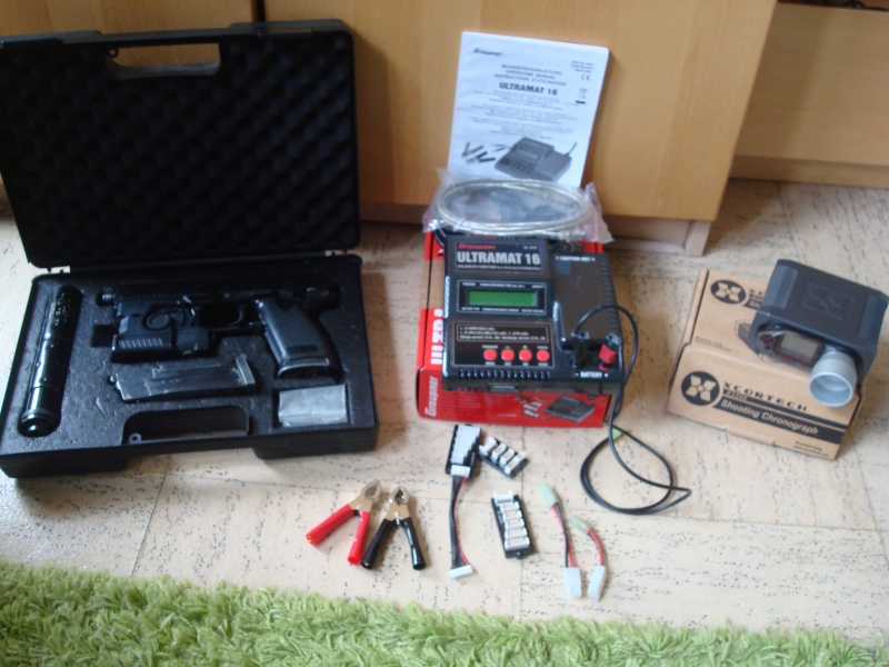 Arrêt ! Ptw A&K, AK74u upgrade, 5-7, MK23, ciras, gear multicam etc... Dsc05410