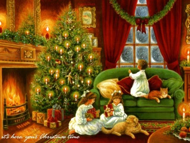 bonnes fêtes de fin d'année Joyeux10