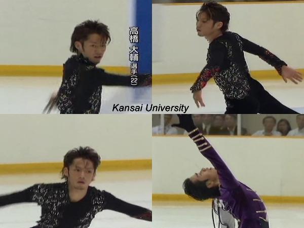 Daisuke will take part in the Kansai University Exhibition Kansai10