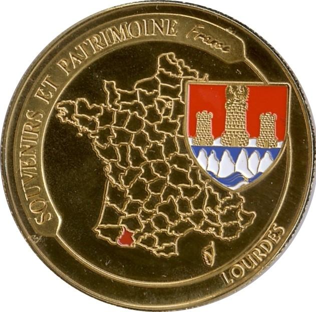 Souvenirs et Patrimoine 40mm  Sp40_l11