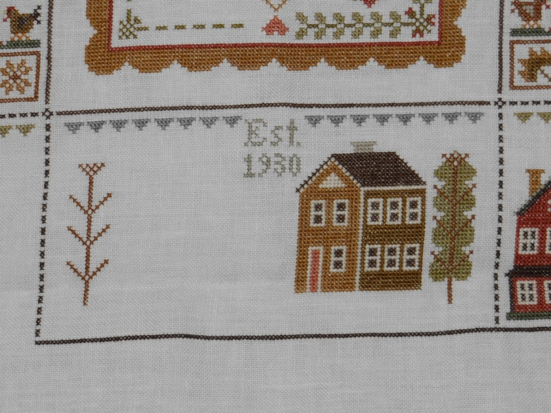 Orchard Valley Quilting Bee de LHN suite le 30 Octobre - Page 42 Dsc03012