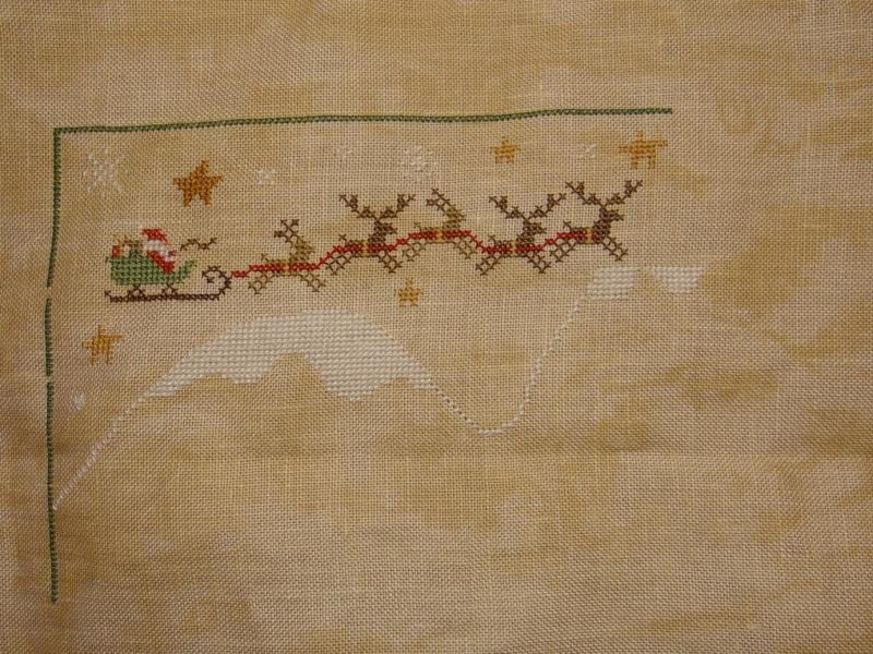 SAL Christmas Village - Sara Guermani - 15 JANVIER 2015 - DERNIER OBJECTIF !!! Dsc03107