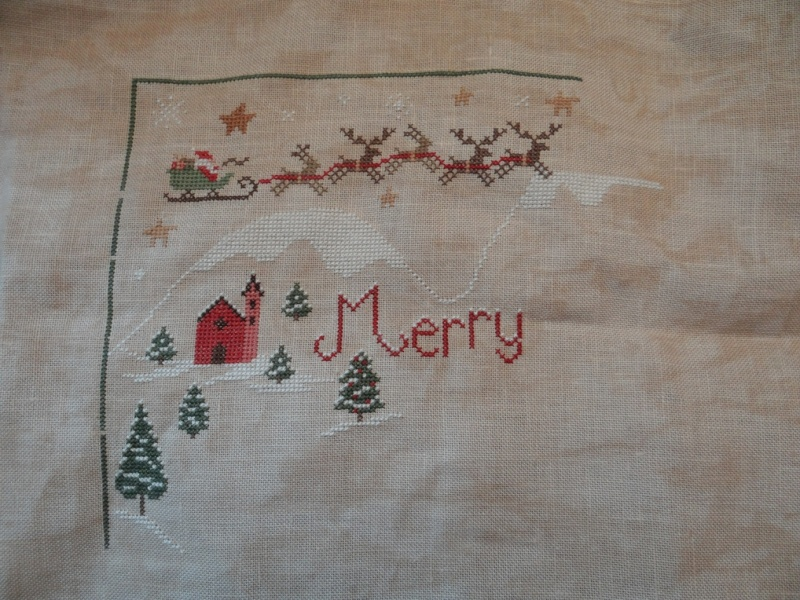 SAL Christmas Village - Sara Guermani - 15 JANVIER 2015 - DERNIER OBJECTIF !!! - Page 3 Dsc03845