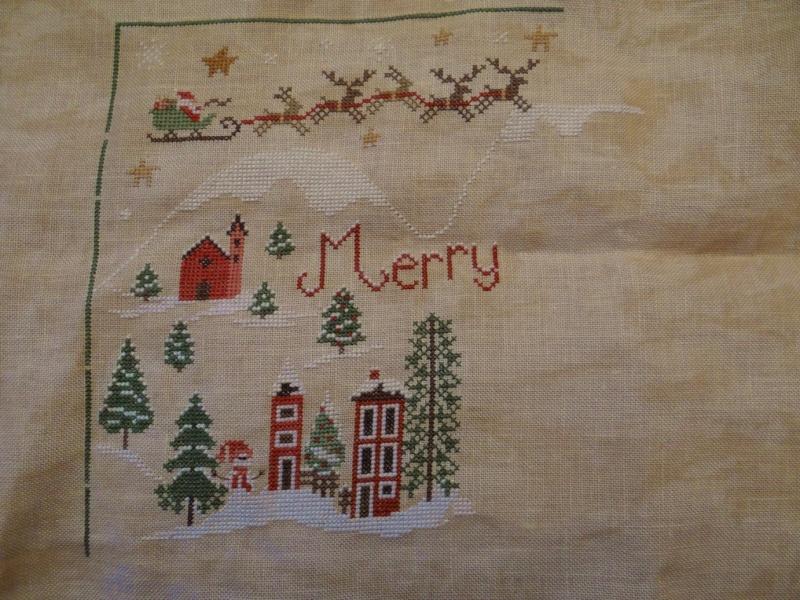 SAL Christmas Village - Sara Guermani - 15 JANVIER 2015 - DERNIER OBJECTIF !!! - Page 4 Dsc03886