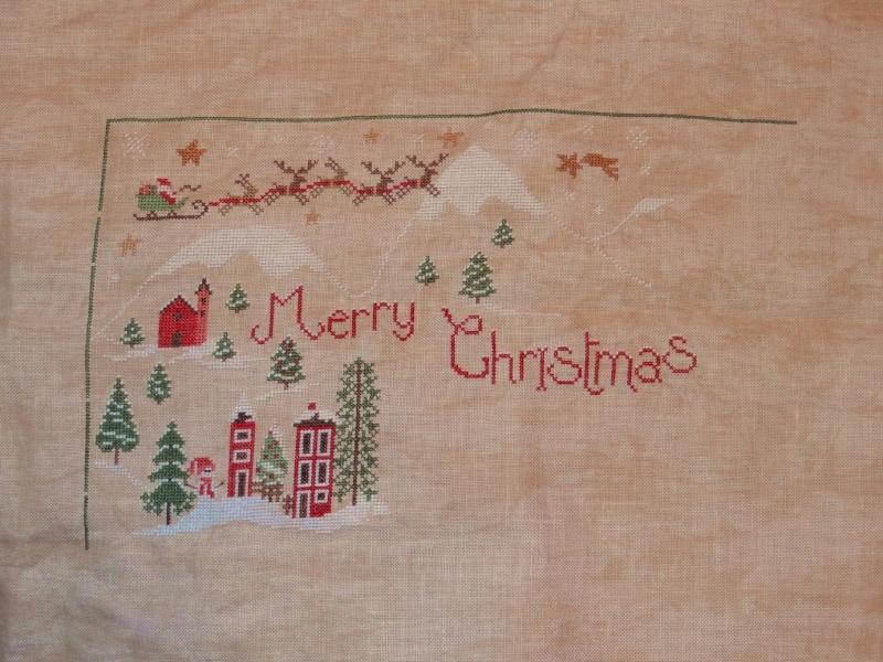 SAL Christmas Village - Sara Guermani - 15 JANVIER 2015 - DERNIER OBJECTIF !!! - Page 6 Dsc04026