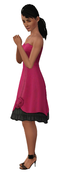 [Architecture et personnages] Cindy ==> FairySims Screen33