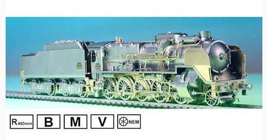 Les types  150  - 150 Z  ROCO en 3 Rails ,150 x Roco en 2 r 150p_d10
