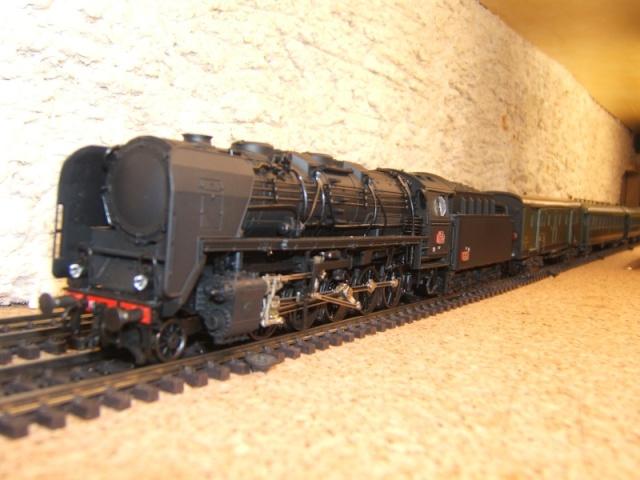 Les types  150  - 150 Z  ROCO en 3 Rails ,150 x Roco en 2 r Dscf0913