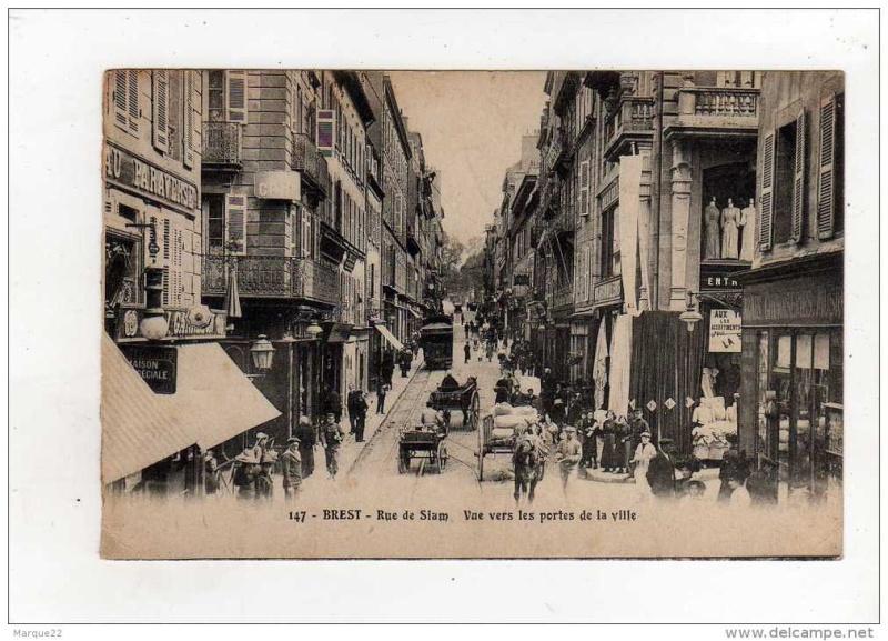 Brest sous la botte de l'occupant... - Page 2 Brest_27