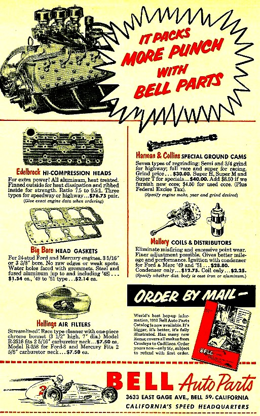 Les Incontournables accessoires pour nos anciennes - hot rod, custom and classic accessories and parts - Page 3 1952mo12