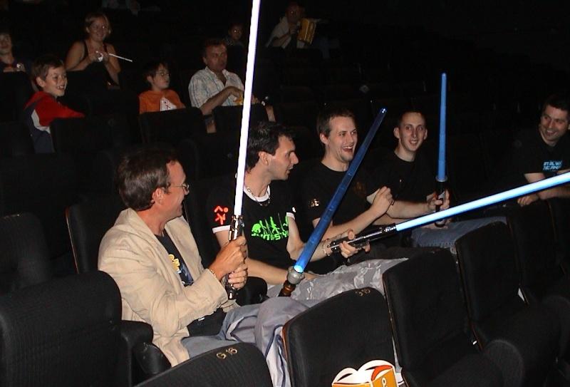 30 août 2008: sortie de Clone Wars Anakin11