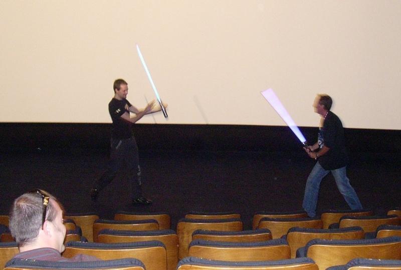 30 août 2008: sortie de Clone Wars Anakin12
