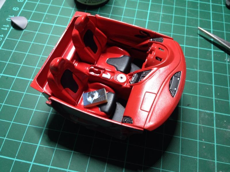 Audi R8 Revell 1/24 Image11