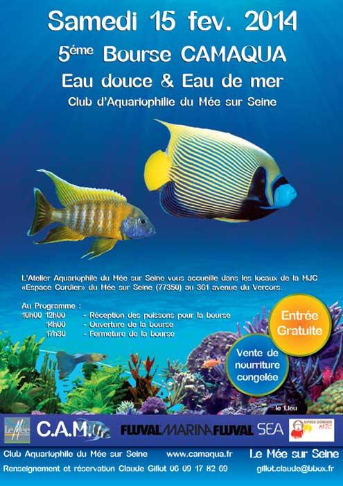 15 Fév 2014  - 5ème bourse Le Méé-sur-Seine Affich11
