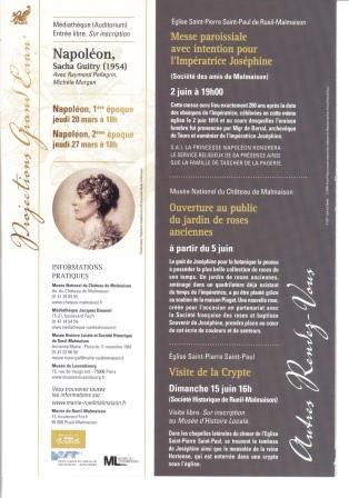 Bicentenaire de la mort de Joséphine 4josa10