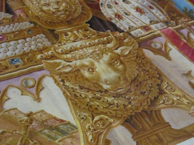 Notre-Dame de Paris. Exposition « Tapis du choeur » Img_2012