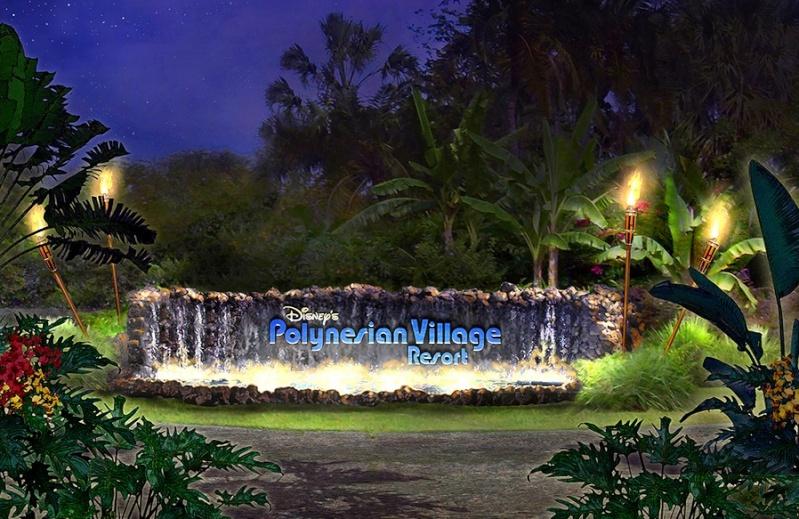 [Disney's Polynesian Village Resort] Relooking de l'hôtel + Disney Vacation Club (2015) Poly210
