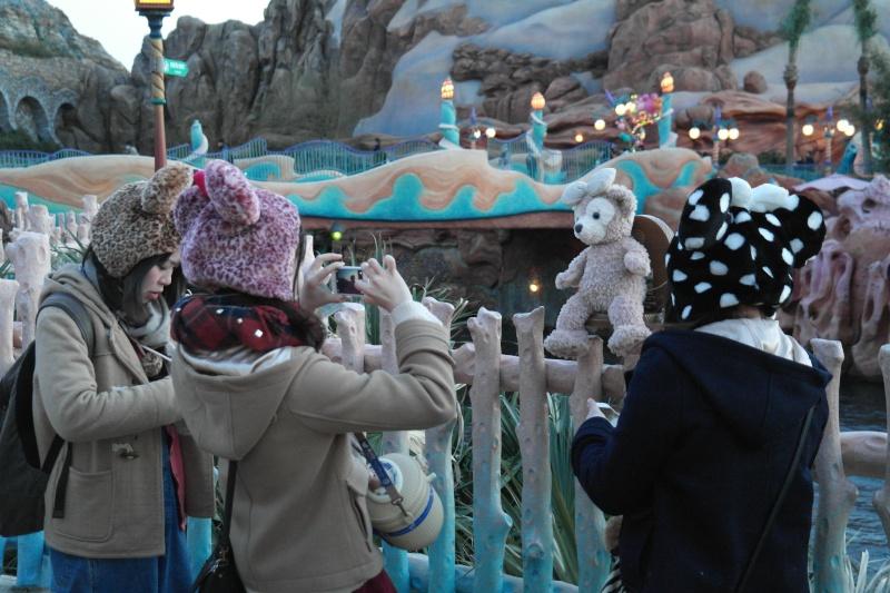 Retour de Tokyo Disney Resort : mes dernières impressions - Page 3 Sam_1919