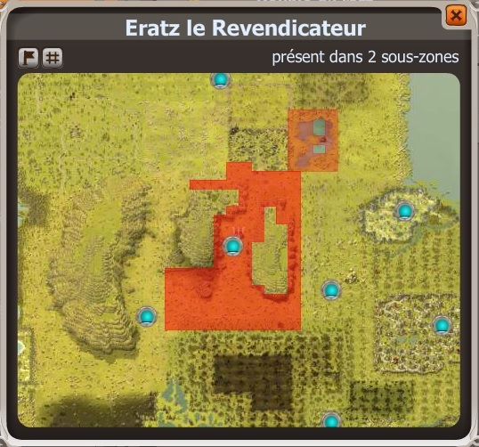 Tutoriel : Obtention du Dofus Émeraude Zone_e10