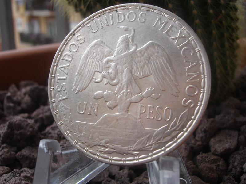 """1 Peso """"Caballito"""". México. 1910. Ciudad de México Dsc07428"""