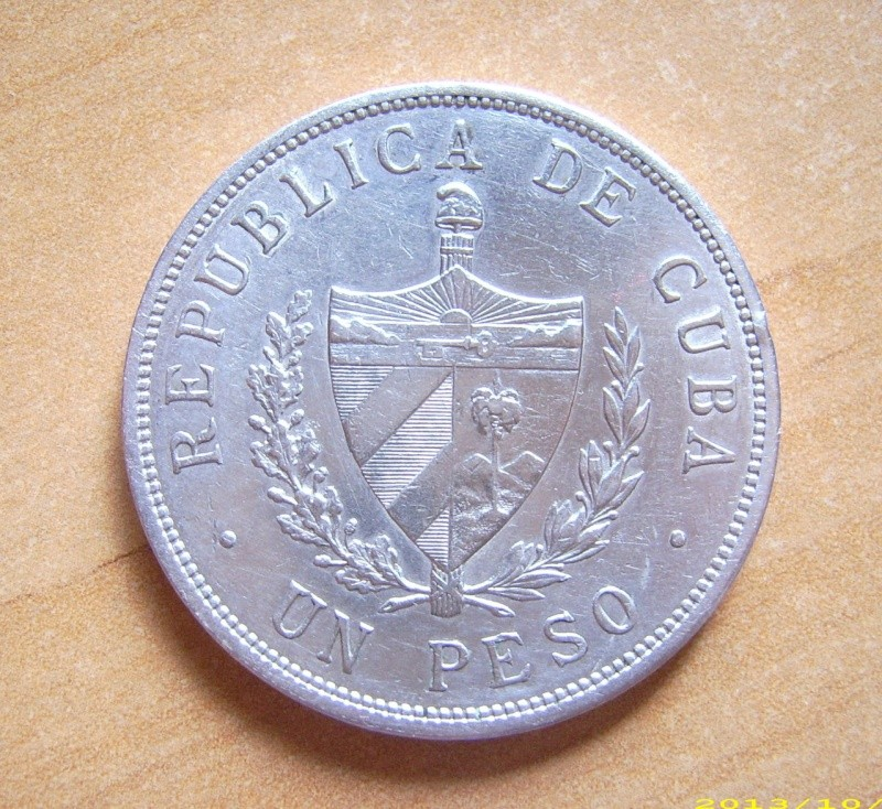 1 Peso República de Cuba 1.933 Dsci1211