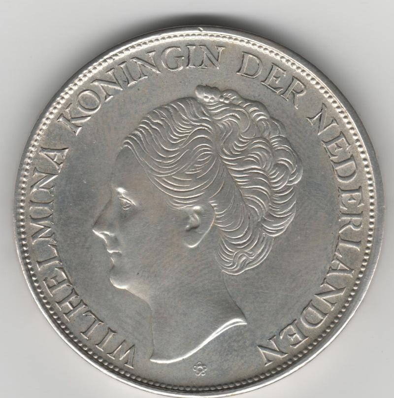 2 1/2 Gulden. Curaçao. 1944. Denver Img40110