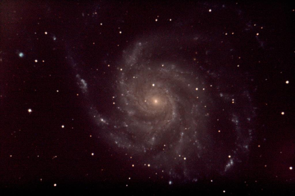 Traitement d'image de l'Observatoire du Celado Work110