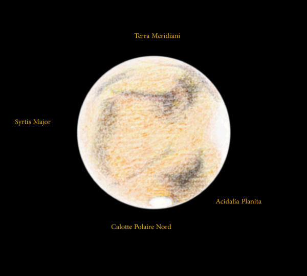 Planétaire Mars1710