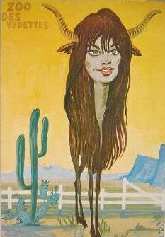 Caricatures de Françoise Hardy 299_0010