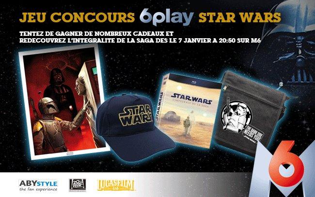 Star Wars : l'intégrale de la saga diffusée sur M6  028a0010