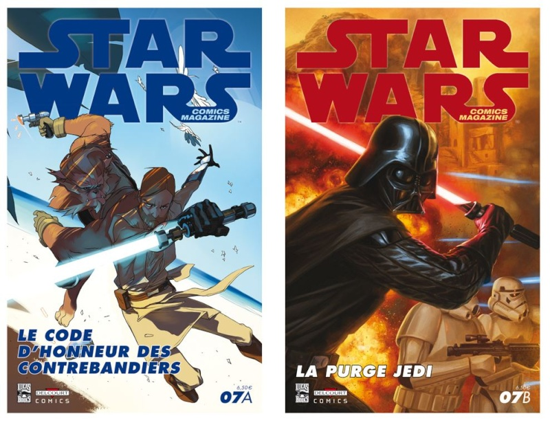 STAR WARS COMICS MAGAZINE #07 - JANVIER 2014 07ab10